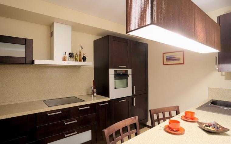 Фото № 69133 кухня  Квартира