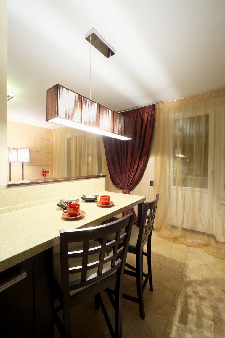 Фото № 69134 кухня  Квартира