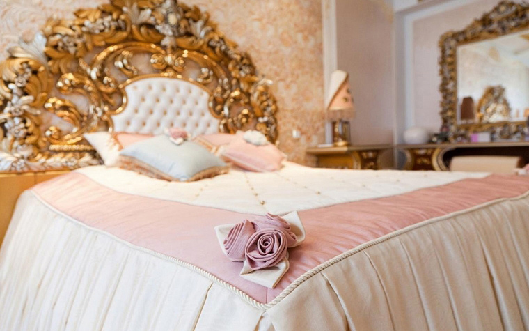 Квартира. спальня из проекта , фото №69219
