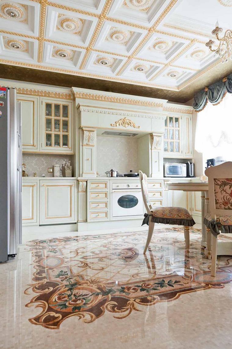 Квартира. кухня из проекта , фото №69225