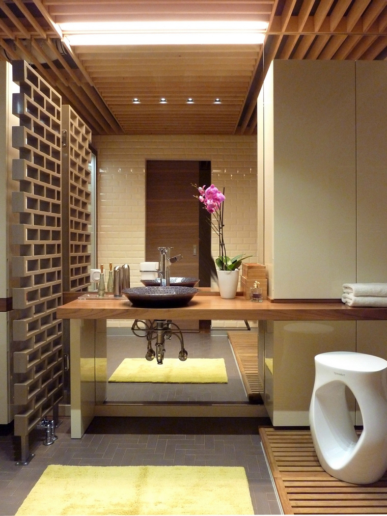 Фото № 69290 ванная  Квартира