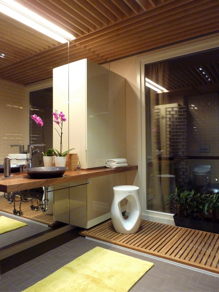 Фото № 69284 ванная  Квартира