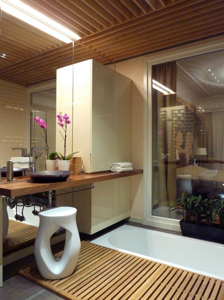 Фото № 69285 ванная  Квартира