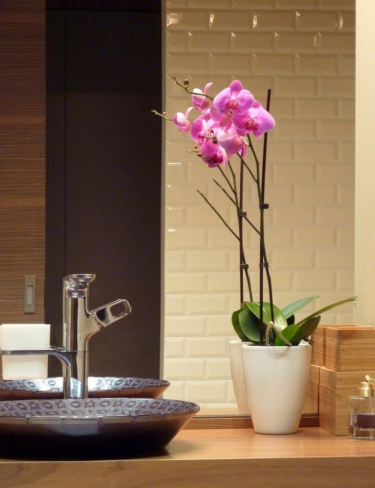 Фото № 69286 ванная  Квартира
