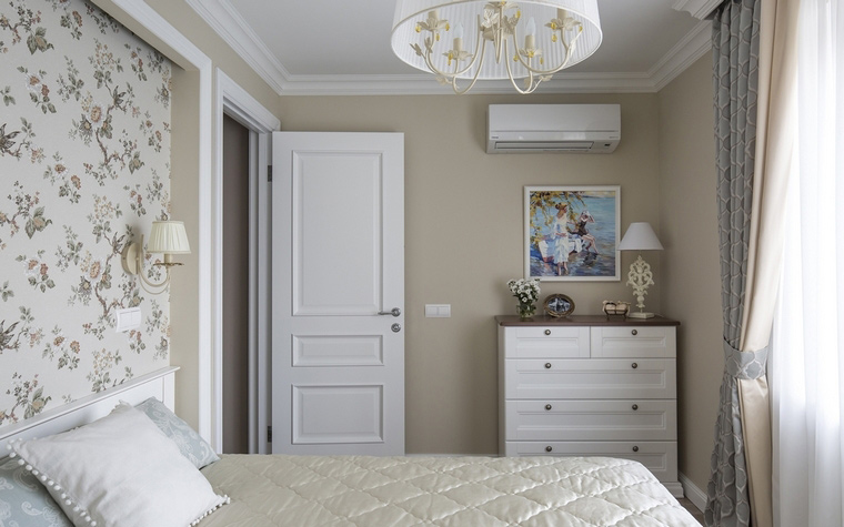 интерьер спальни - фото № 69296