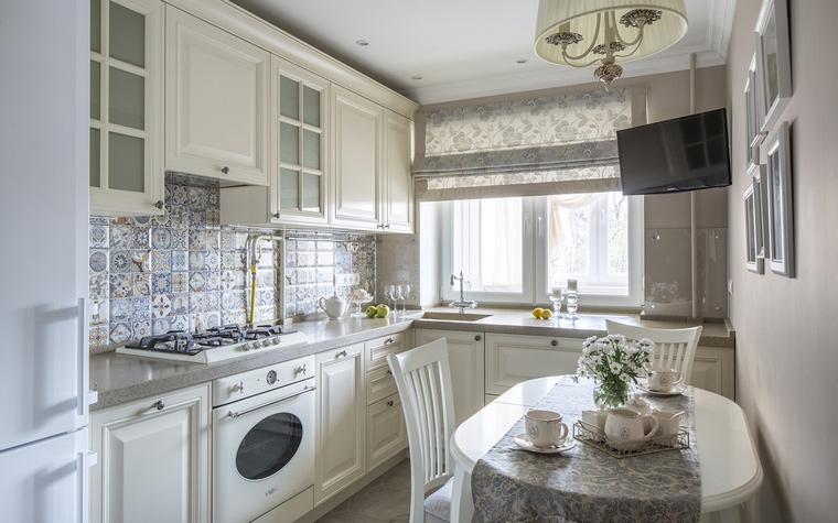 интерьер кухни - фото № 69298