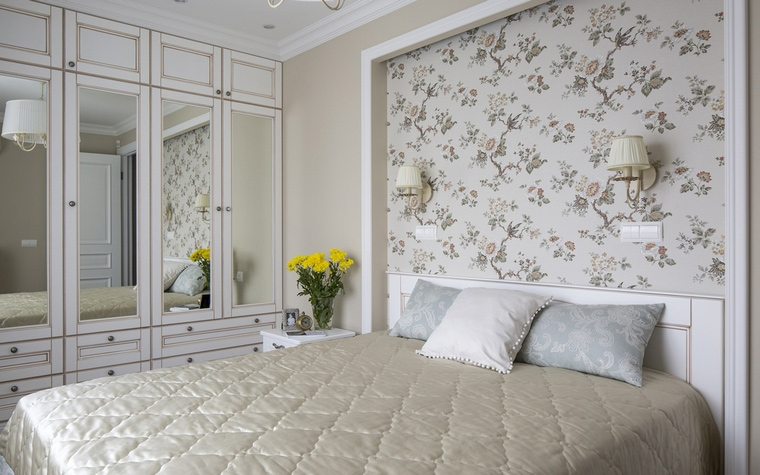 интерьер спальни - фото № 69293