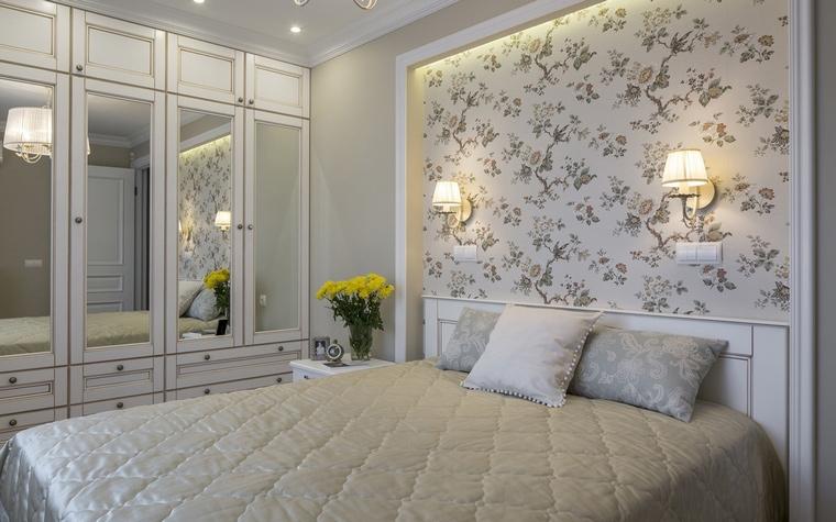 интерьер спальни - фото № 69294