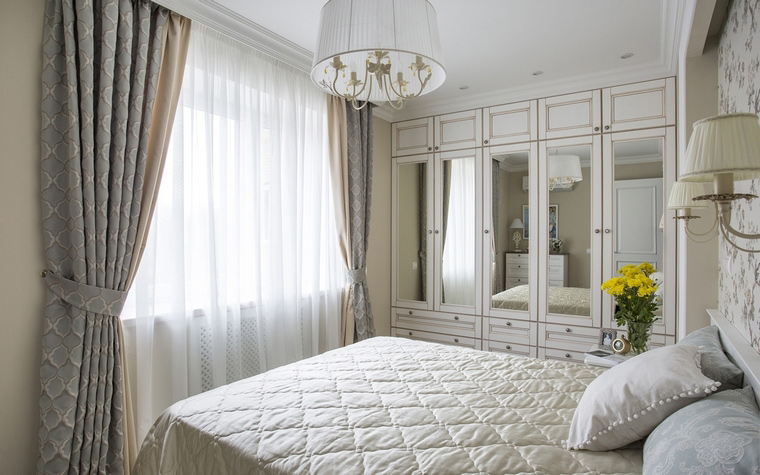 интерьер спальни - фото № 69295