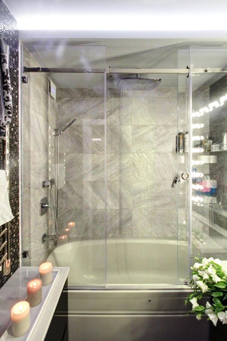 Квартира. ванная из проекта , фото №69320