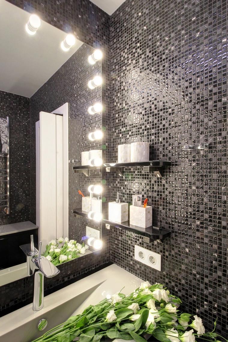 Квартира. ванная из проекта , фото №69321