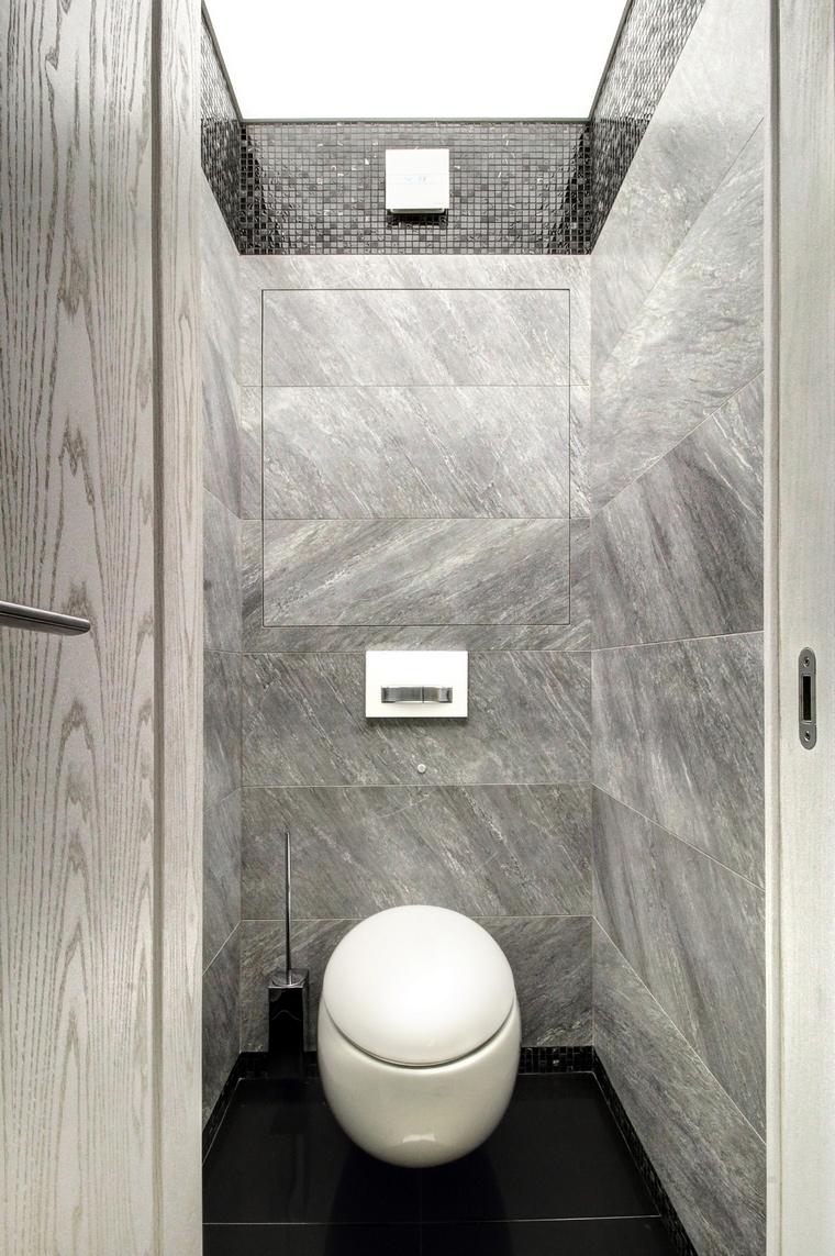 Квартира. ванная из проекта , фото №69322