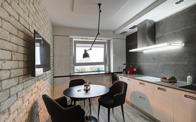 интерьер кухни - фото № 69311