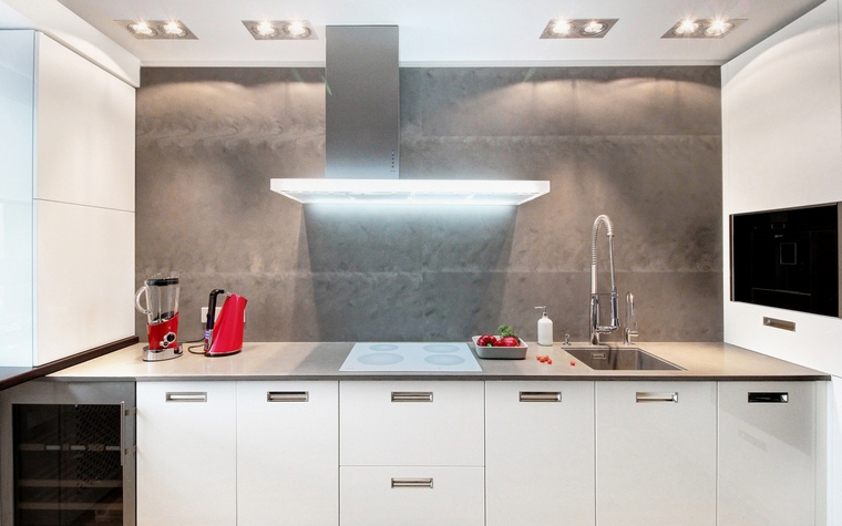 интерьер кухни - фото № 69314