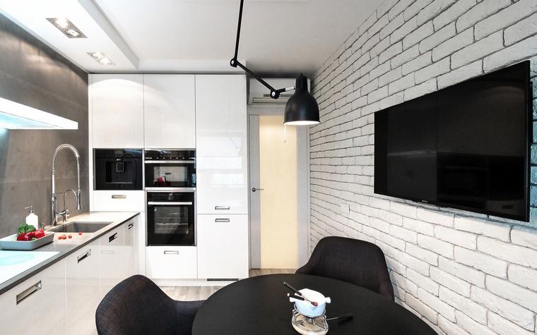 интерьер кухни - фото № 69315