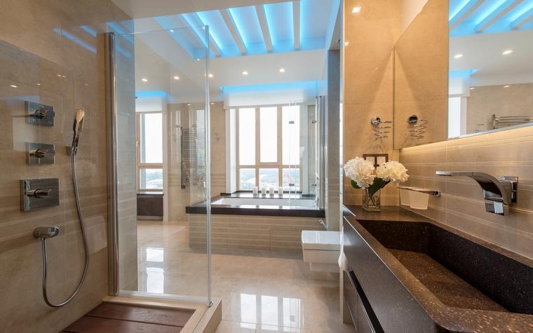 интерьер ванной - фото № 69341