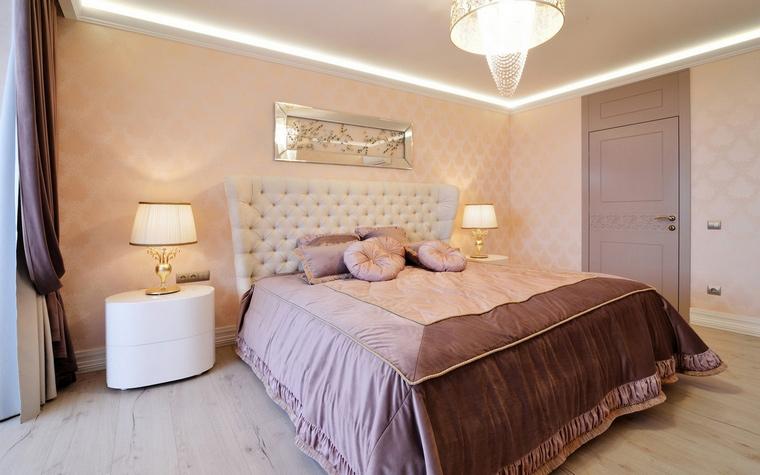 интерьер спальни - фото № 69374