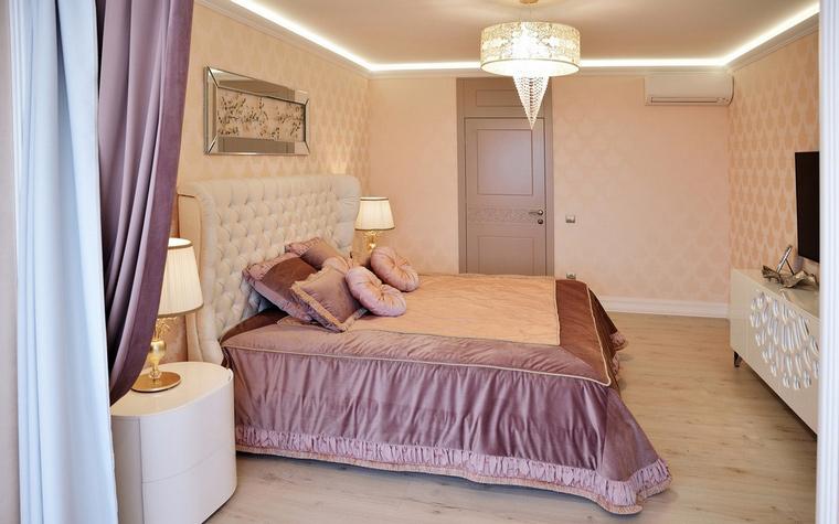 интерьер спальни - фото № 69370