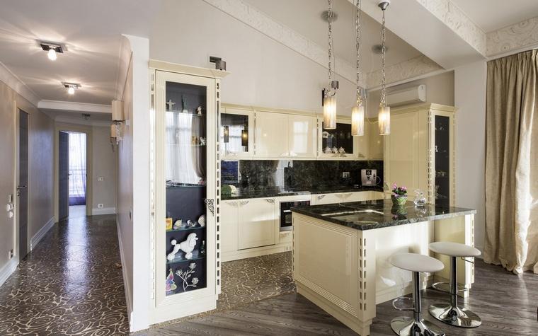 Фото № 69424 кухня  Квартира