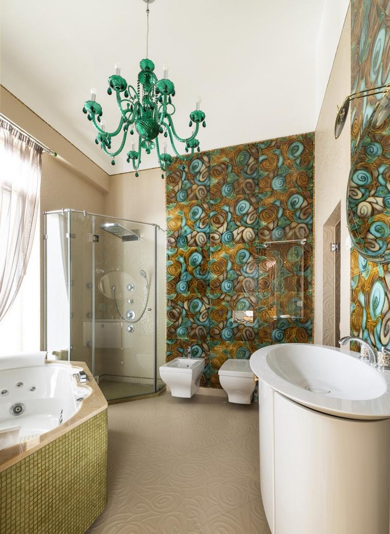 Фото № 69428 ванная  Квартира