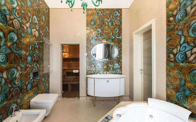 интерьер ванной - фото № 69429