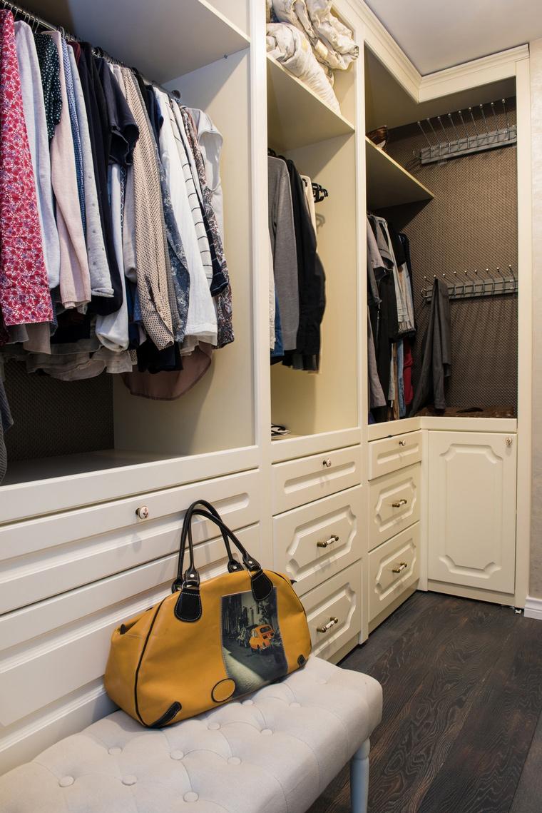 гардеробная - фото № 69461