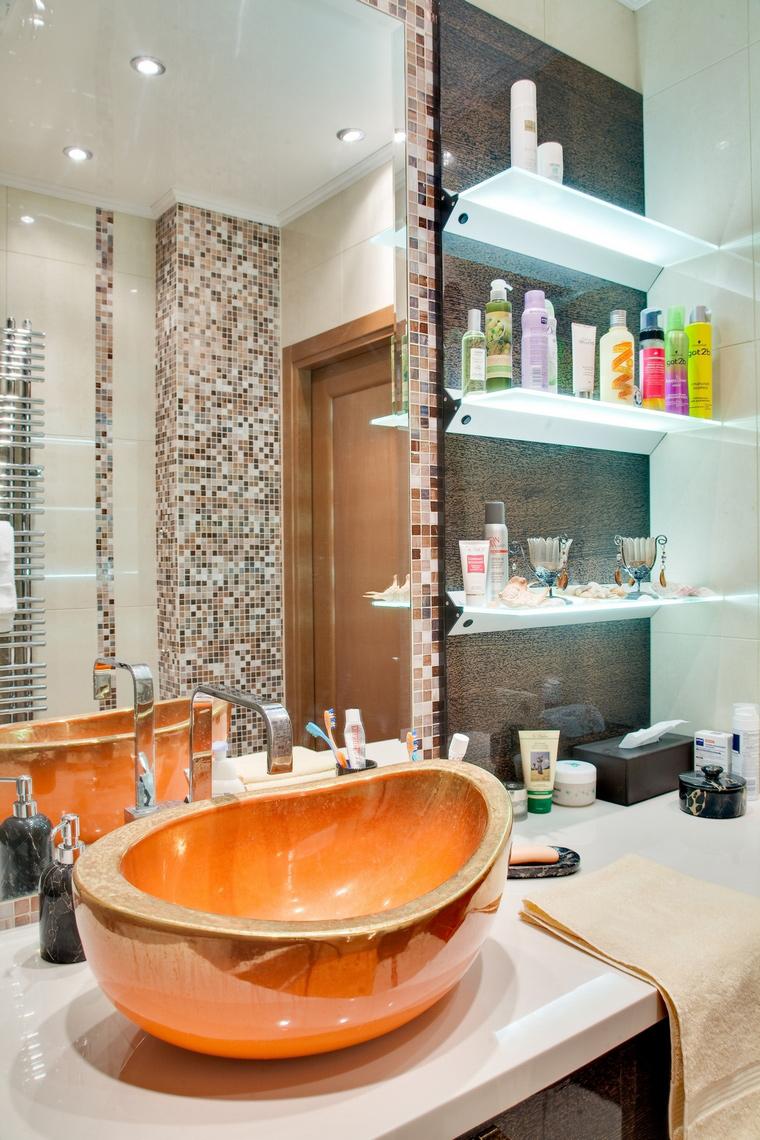 интерьер ванной - фото № 69488