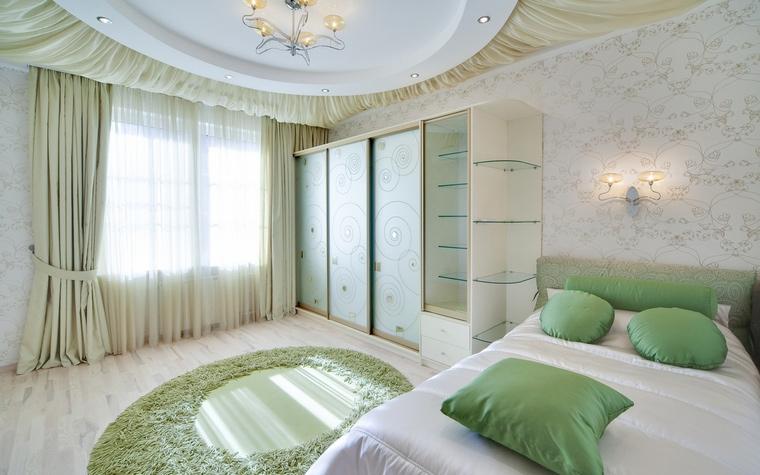 Фото № 69491 спальня  Квартира