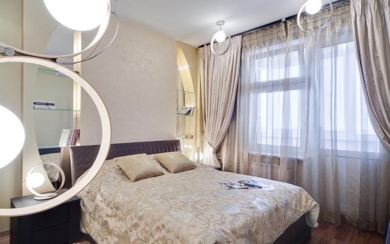 Фото № 69490 спальня  Квартира