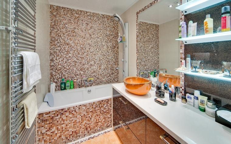 интерьер ванной - фото № 69487