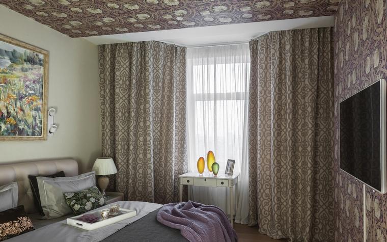 Фото № 69498 спальня  Квартира