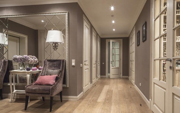 Квартира. холл из проекта , фото №69507