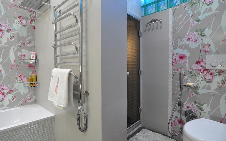 Квартира. ванная из проекта , фото №69523