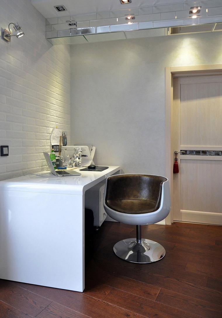 Квартира. кабинет из проекта , фото №69521