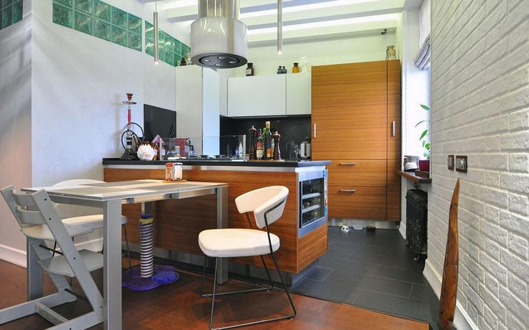 Квартира. кухня из проекта , фото №69520