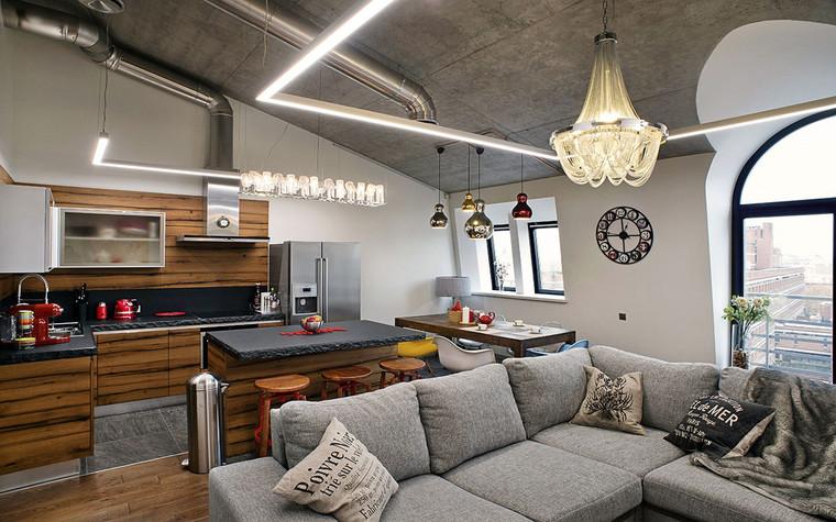 интерьер гостиной - фото № 69609