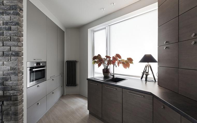 Квартира. кухня из проекта , фото №69652