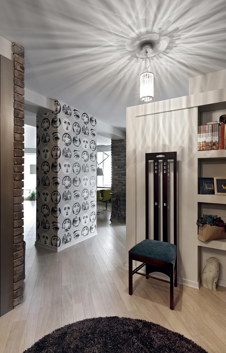 Квартира. холл из проекта , фото №69655