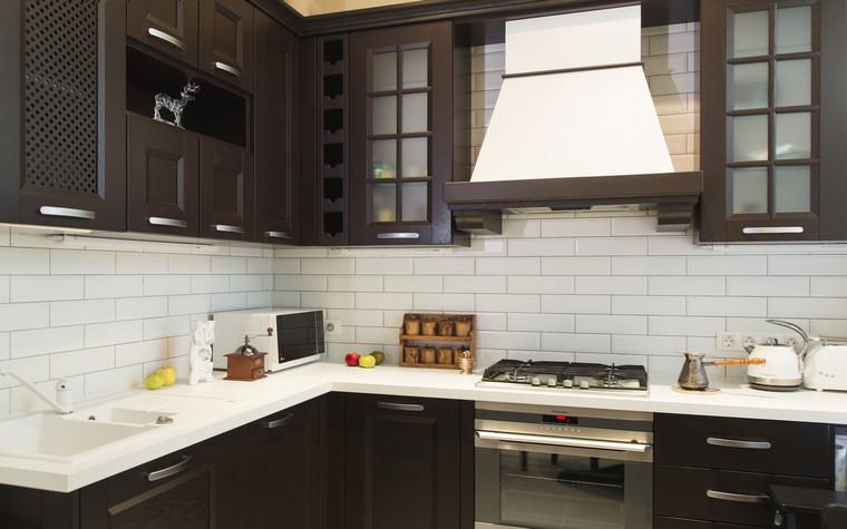 Квартира. кухня из проекта , фото №69664