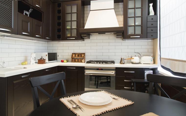 Квартира. кухня из проекта , фото №69666