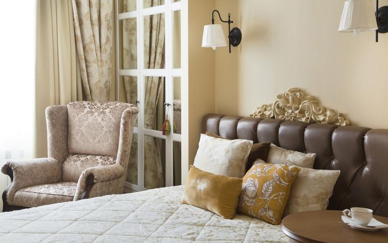 интерьер спальни - фото № 69671
