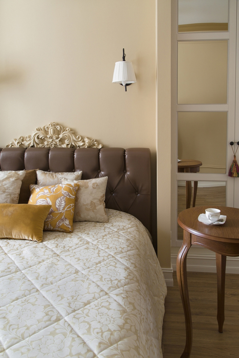интерьер спальни - фото № 69676