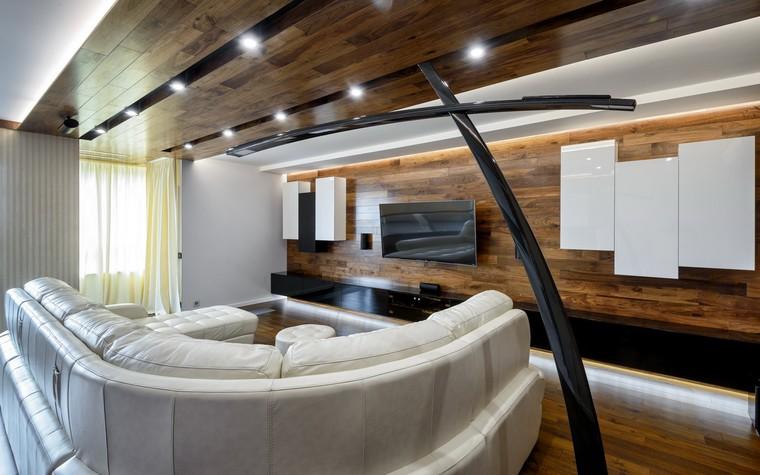 интерьер гостиной - фото № 69702