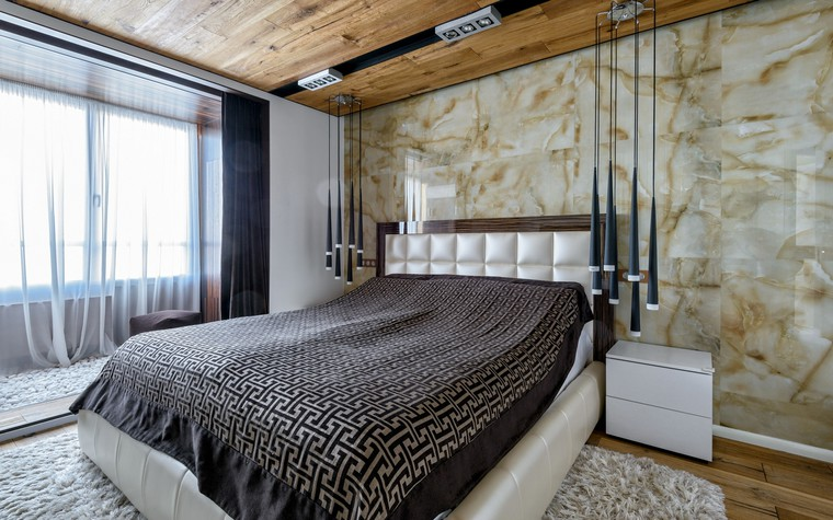 интерьер спальни - фото № 69707