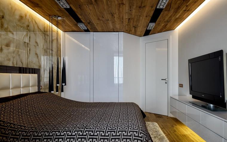 интерьер спальни - фото № 69708