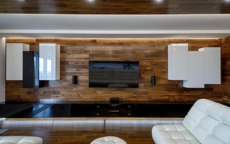 интерьер гостиной - фото № 69703