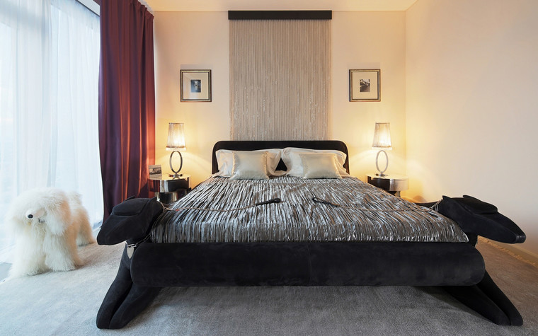 интерьер спальни - фото № 69734