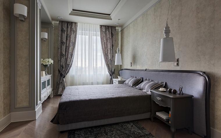 Фото № 69749 спальня  Квартира