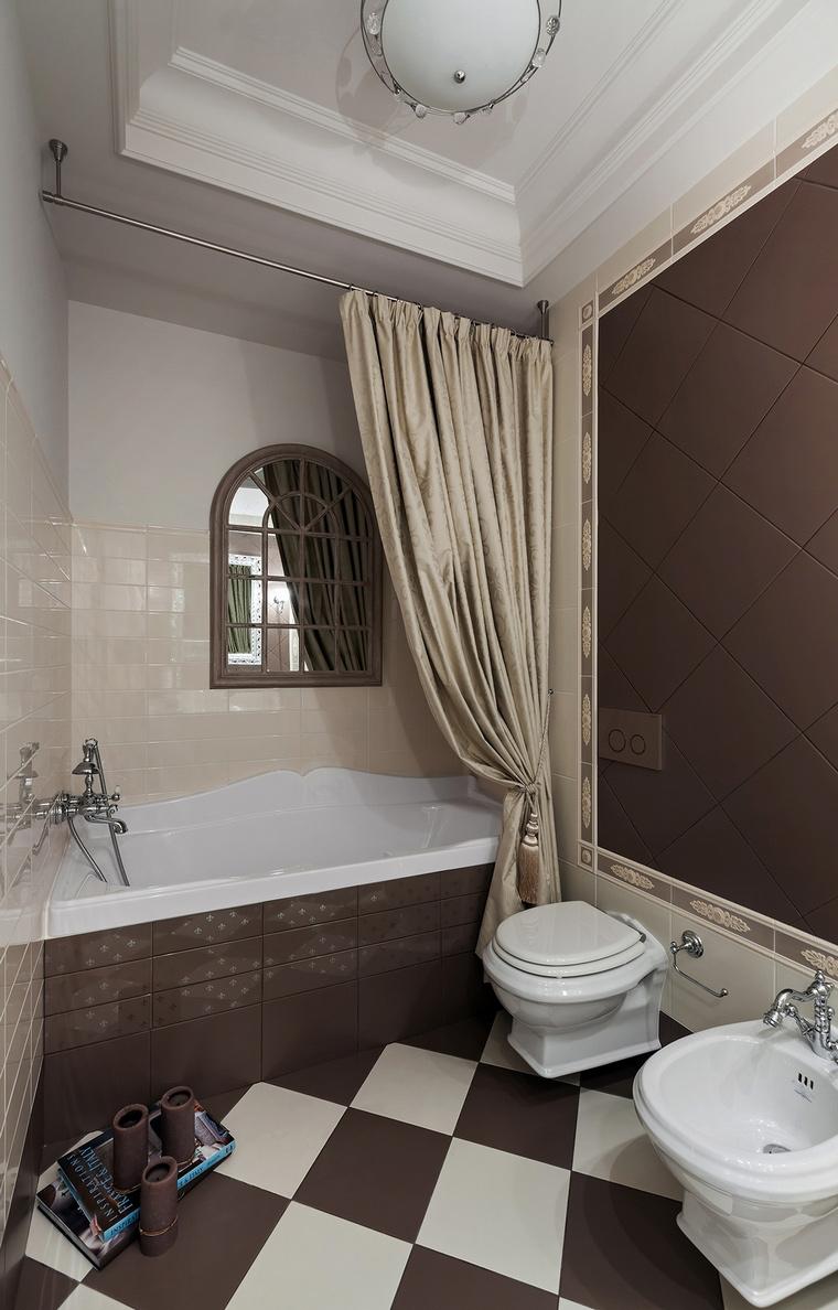 Фото № 69750 ванная  Квартира