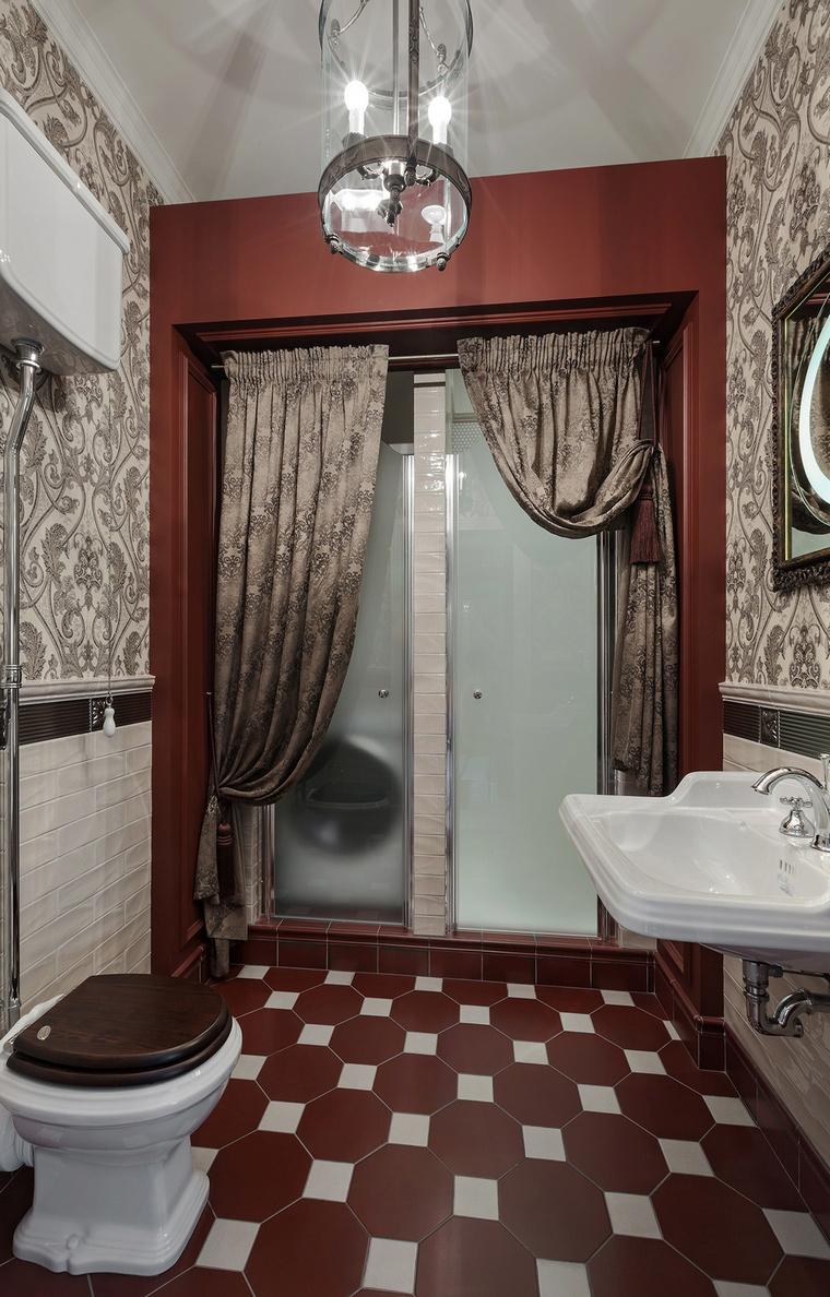 Фото № 69752 ванная  Квартира